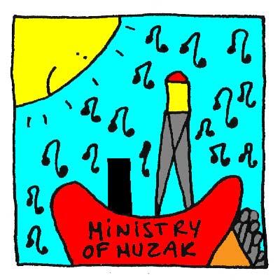 La fête bat son plein sur le bateau Ministry of Muzak.