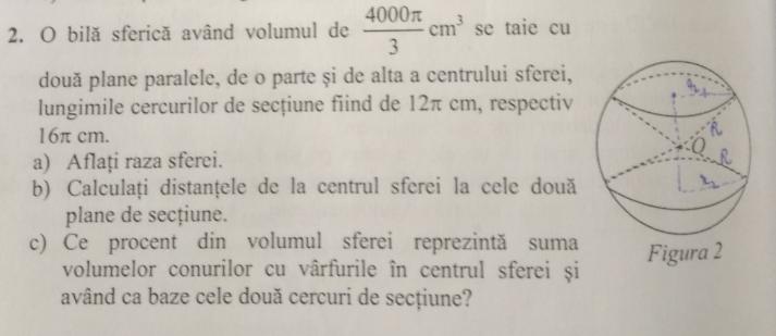 Subiectul III 2