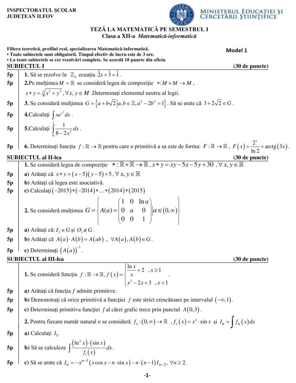 Model 1 de teza-clasa-a12a-sem1-M1-mate-info-1
