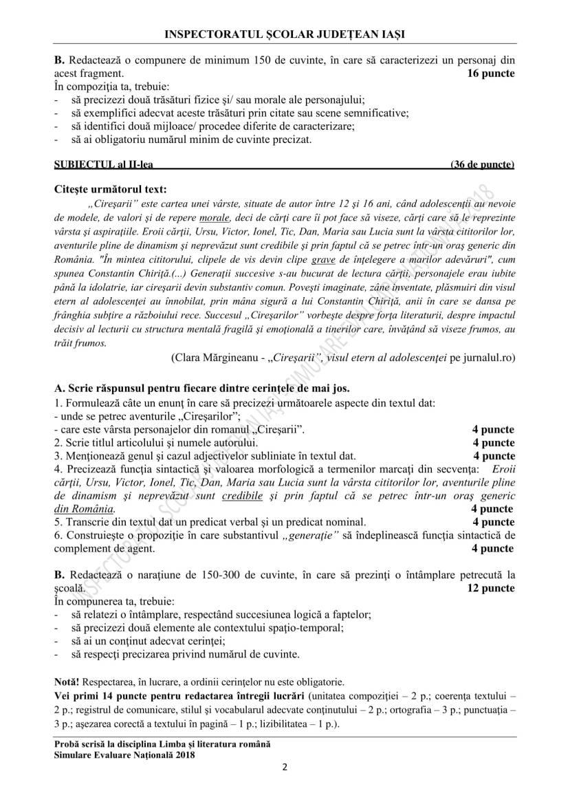 Subiecte-Romana-Simulare-EN2018-IASI-decembrie2017-2