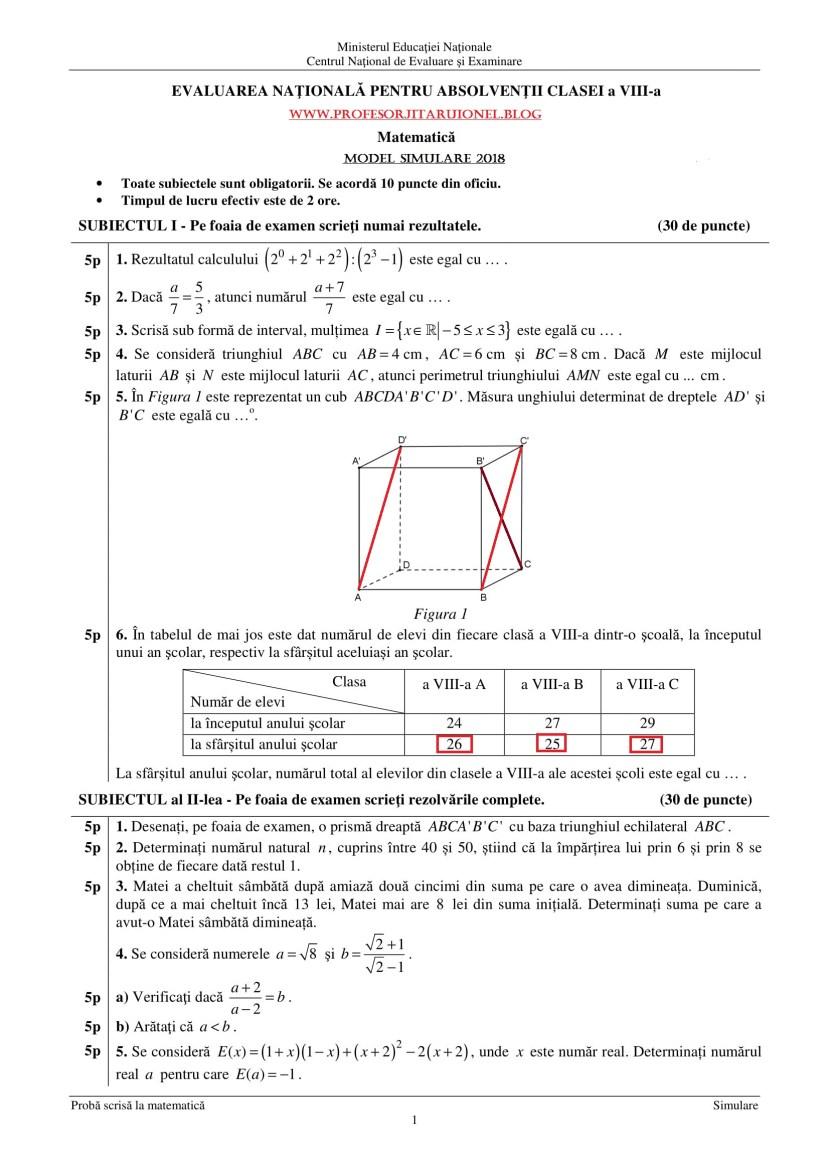 Simulare-EN-VIII-2018-Mate-1