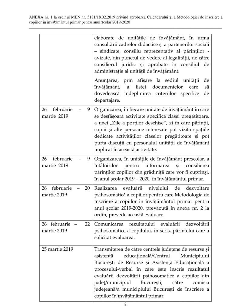 Calendar-inscriere-invatamant-primar-2019-2020-2