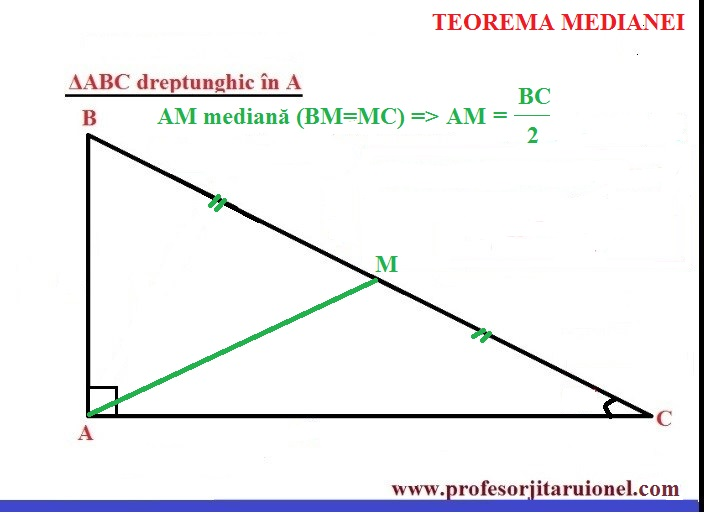 teoremamedianei