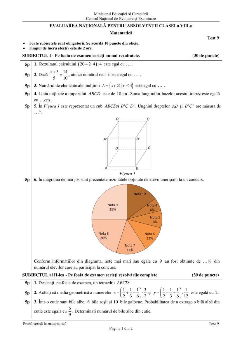 ENVIII_matematica_2020_Test_09-1