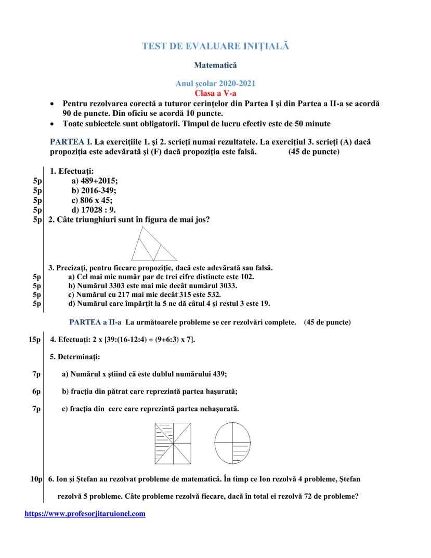 test-de-evaluare-intial-clasa-a-5-a-matematica-2020-2021-1