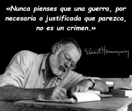 Hemingway Por quién doblan las campanas