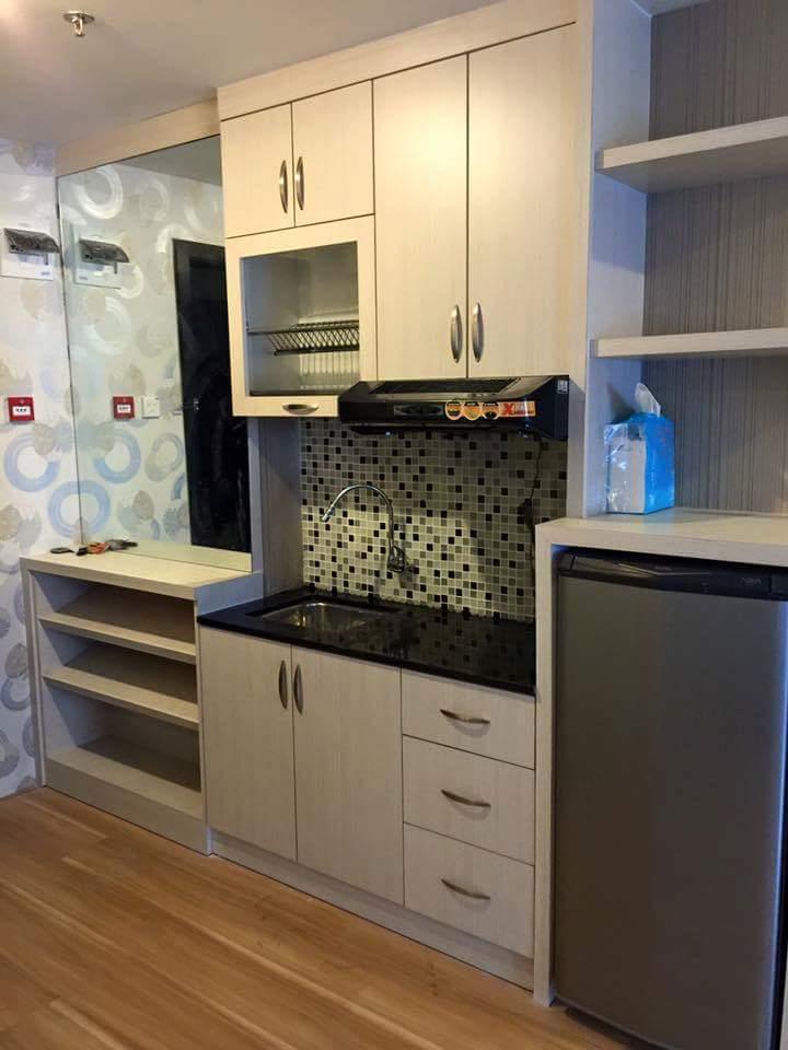 30 Model Kitchen Set Aluminium Minimalis Beserta Harga