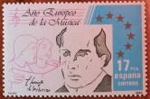 2017-04-05 Sello de Tomás Luis de Victoria.