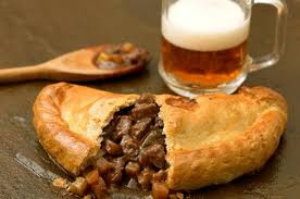 aprender Inglés Cornish Pasty recipe
