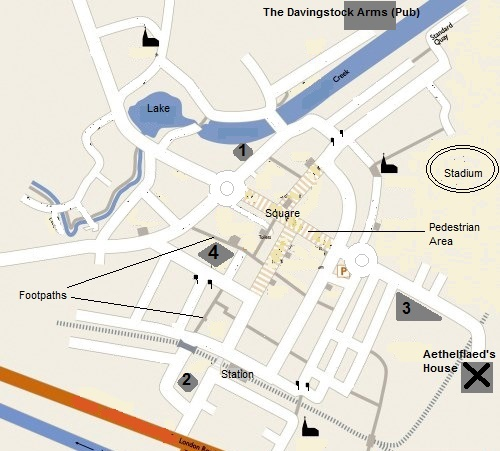 davingstock map