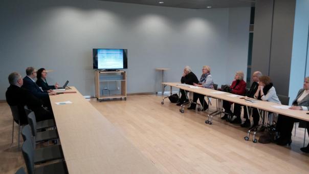 Latvijas Augstskolu Profesoru asociācijas Valdes sēde