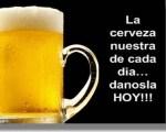 La Cerveza Fortalece los Huesos