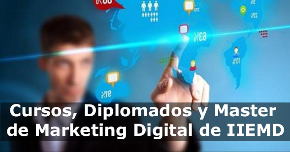 Cursos, Diplomados y Master de Marketing Digital de IIEMD