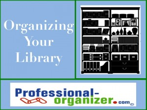 organize your library