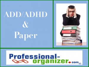ADHD and Paper