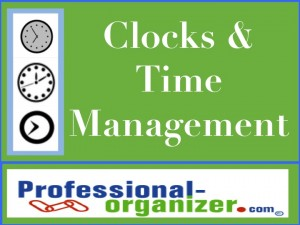 clocks and time management