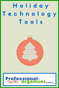 holiday tech tools