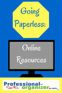 paperless resources