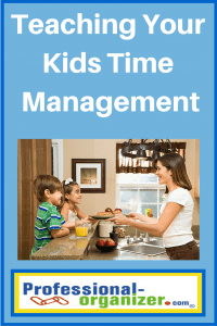 kids time management kids