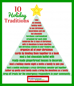 10 holiday traditions