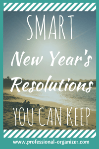 smart new year resolutions new year's