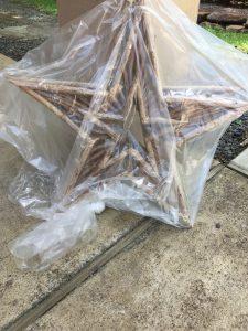plastic bag organizing