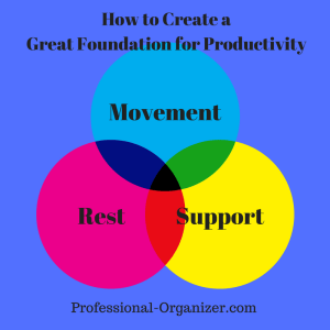 how to create a great foundation for productivity