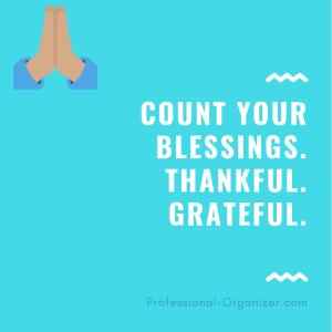 thankful. grateful