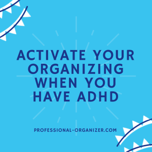Activate your adhd