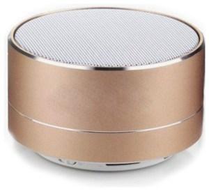 Rose gold speaker