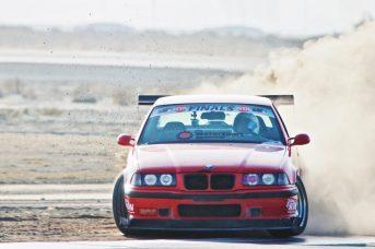 BMW Dirt Drift