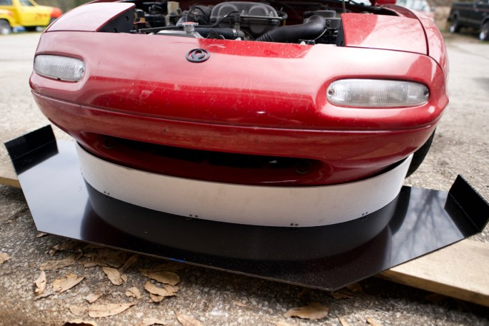 DIY Downforce – How to Design Front Splitters, Diffusers
