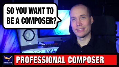 How to become a professional composer