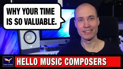 Music Composers - Why your Time is so Valuable