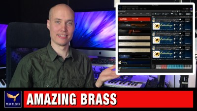 Sample Modeling Brass - Quick Review
