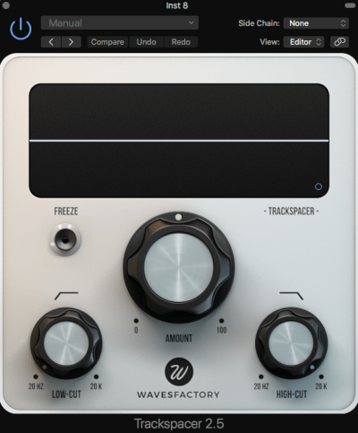 Trackspacer 2.5 by WavesFactory