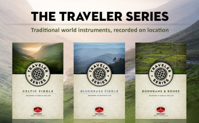 Red Room Audio - Traveler Series