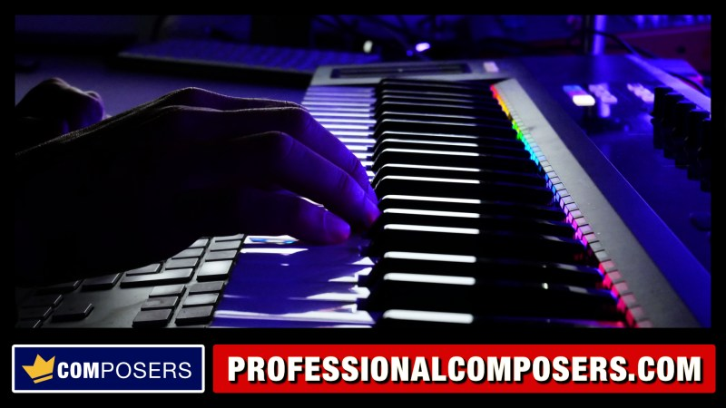 Professional Composers for Film, TV, Games and Media Productions