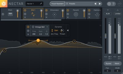 Nectar 3 - Vocal Production Plugin