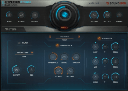 Hyperion Strings - Effects