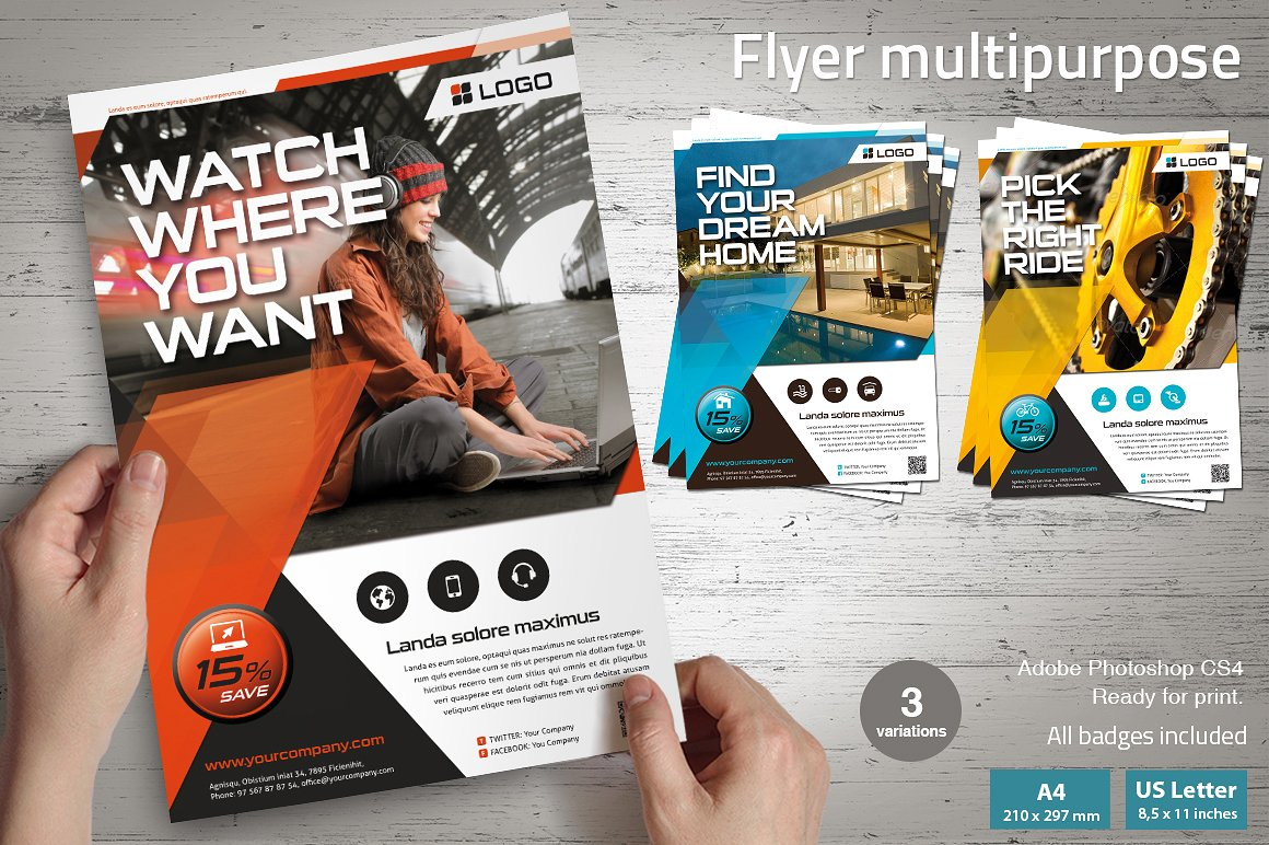 Flyer Template