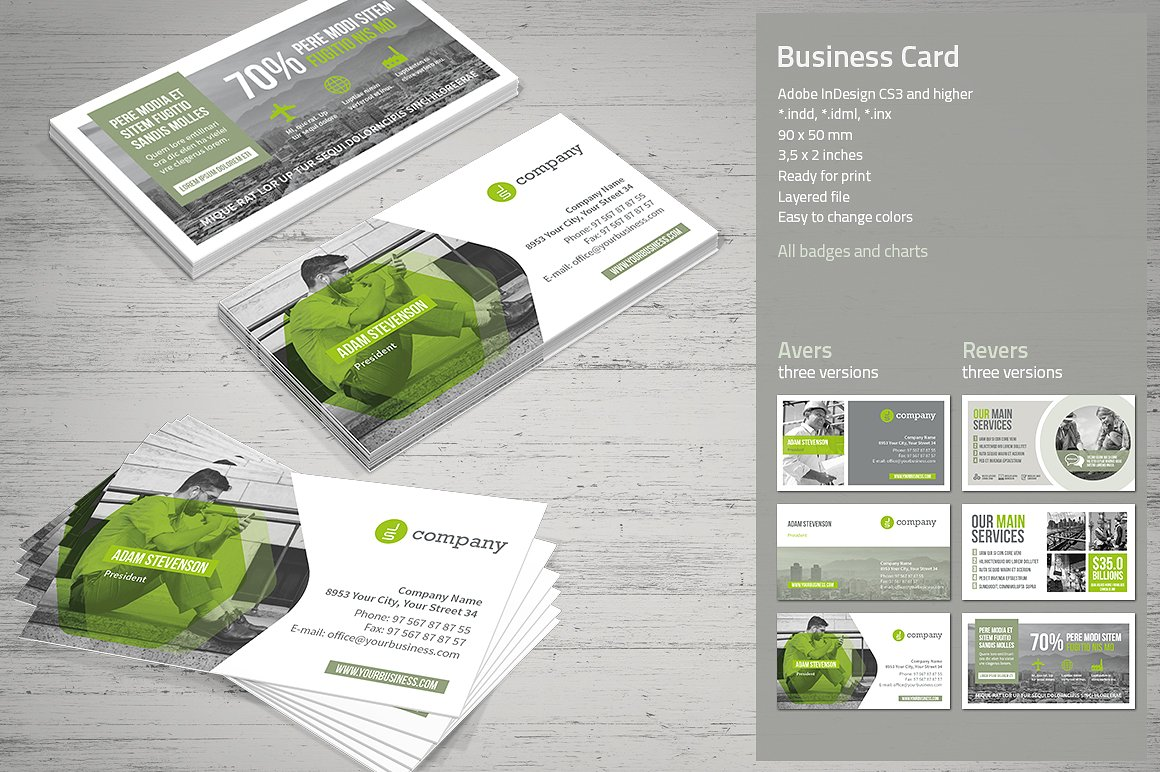 Business card vol 2 by mrtemplater mrtemplater print templates item details reheart Choice Image