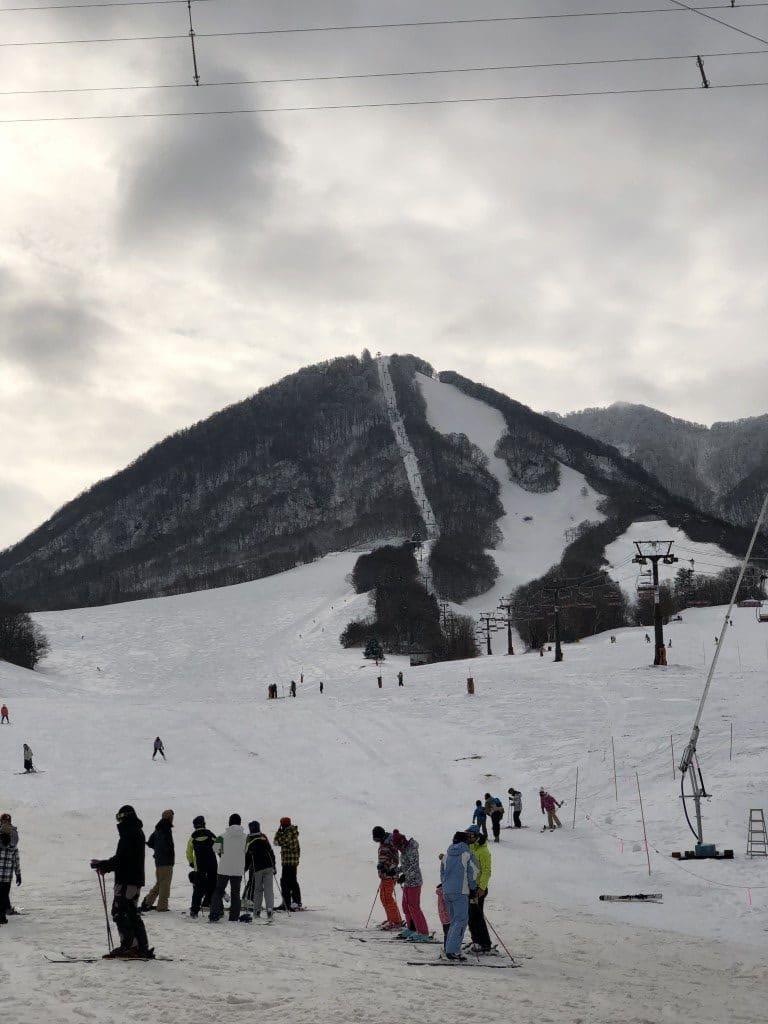 Snow Report 2020-01-18 Kijimadaira