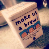 Tea Week Revisited: Mr. Scruff's Awesome English Breakfast Brew!