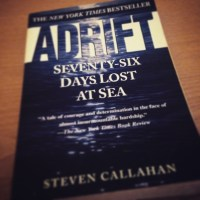 Book of da Week: Adrift - Seventy Six Days Lost at Sea