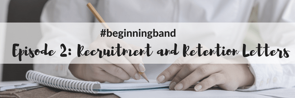 beginningband episode 2 letters to parents professional music