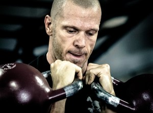How To Hold A Kettlebell During Workout