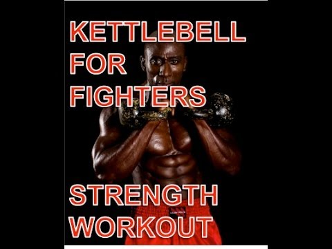 Kettlebell Workout for Opponents:  Double KB Energy Workout