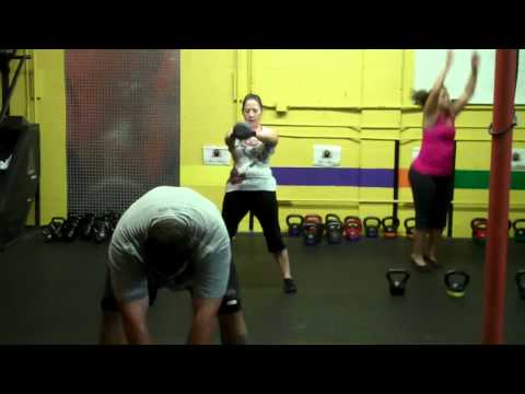 Kettlebell Region | Muscle and Health | Albuquerque, NM