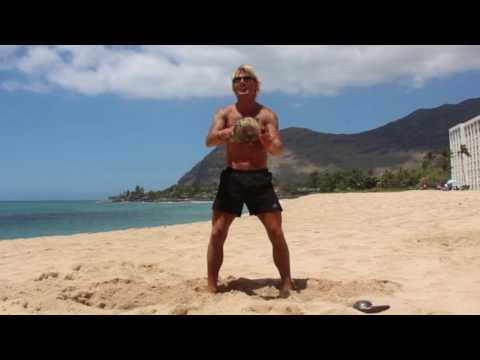Kettlebell Practicing: Around the World